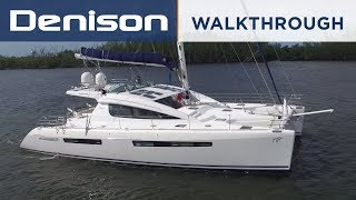 Privilege Sailing Catamaran [Walkthrough]