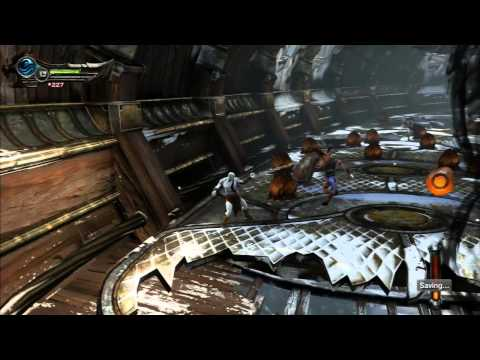 God of War Ascension Gameplay Walkthrough Part 4 - Zeus' Lig