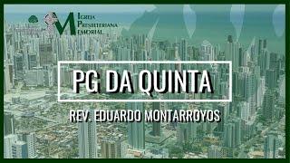 PG da Quinta - Epístola de Judas - Ao Vivo