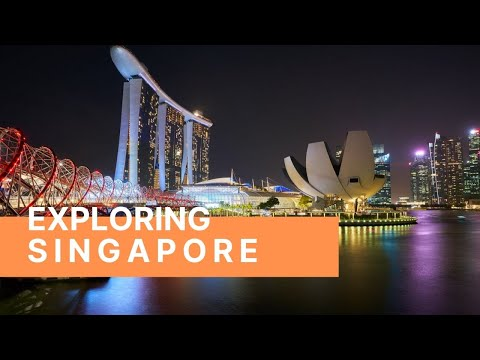 Singapore City Tour | Must See Attractions | HD