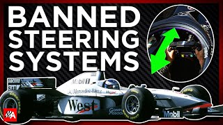 The F1 Steering Innovations That Were Banned