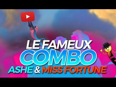 LE FAMEUX COMBO ASHE MF CONTRE ZYRA - Ashe ADC