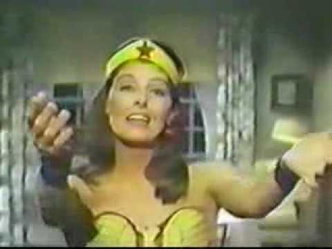 Wonder Woman tv series 1967 Screen Test
