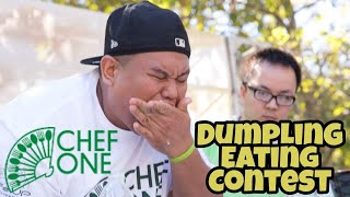 food eating competition