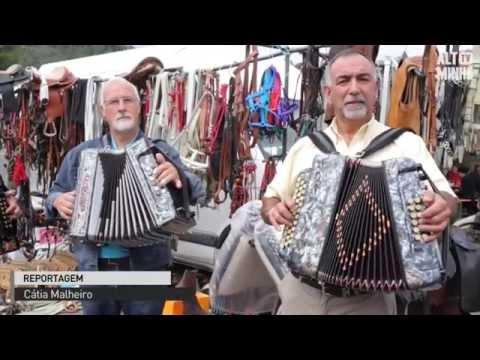 Feira Tradicional da Portela de Alvite soma mais um sucesso | Altominho TV