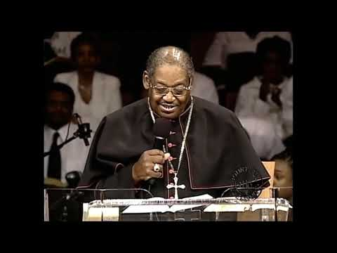 """""""After the Dust Settles"""" - Bishop G.E. Patterson"""