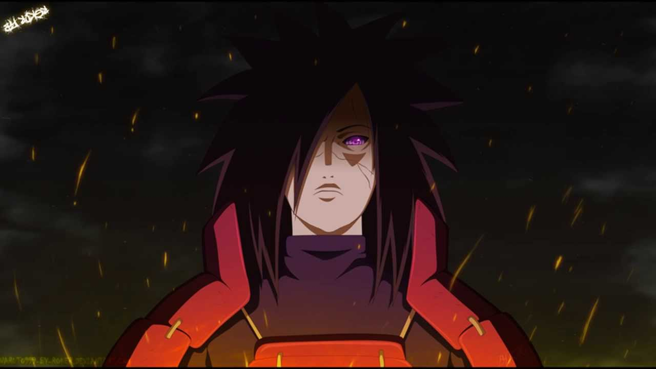 Naruto Shippuden OST - Uchiha Madara Theme [HD] - YouTube