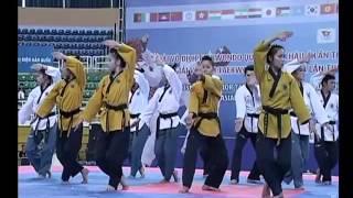 Taekwondo Dinh Cao