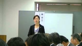 2015 10 09 onゆう子リンのマナー講座(島津ゆう子)