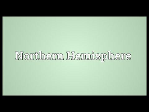 Northern Hemisphere Meaning