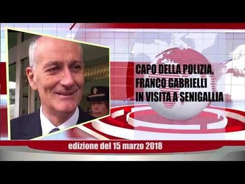 Velluto Notizie Web Tv Senigallia Ed  15 03 2018