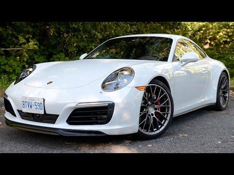2017 Porsche 911 C4S–NOT PERFECT BUT CLOSE