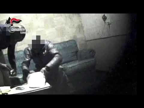 Sequestro cocaina Carabinieri