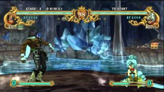 Battle Fantasia Gameplay