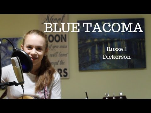 Blue Tacoma - Russell Dickerson (Cover)