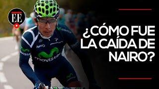 La mala intención del hombre que provocó la caída de Nairo Quintana | El Espectador