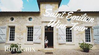Bordeaux Saint Émilion Wine Tour