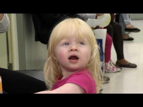Atendimento médico e psicológico para albinos