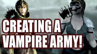 Better Vampires Mod | Skyrim Remastered Mods on the Xbox One Part 3
