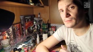 Смотреть видео black templars warhammer фигурки