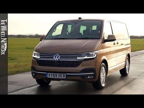 2020 Volkswagen Caravelle 6.1   Transporter T6 Facelift   Driving, Interior, Exterior