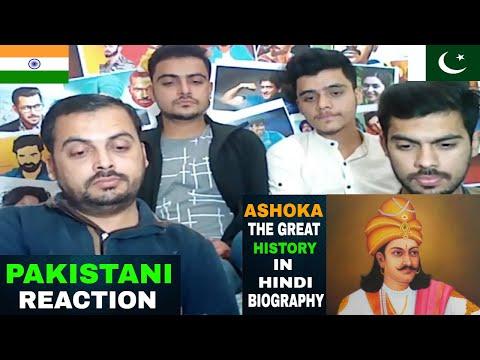 Pakistani Reaction on | Ashoka The Great HISTORY | Ashoka Biography