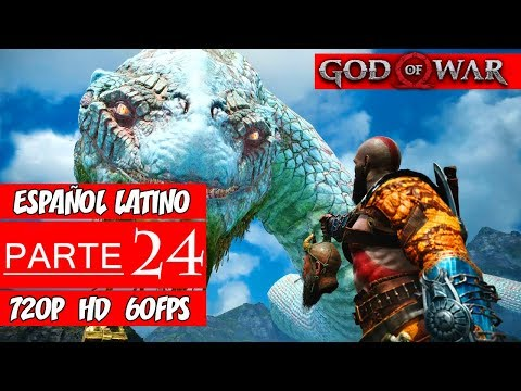 God of War PS4 | Walkthrough en Español Latino | Parte 24 (Sin Comentarios)