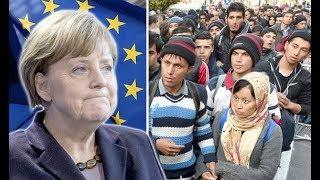 Exclusiva: Angela Merkel cede ante las presiones de Austria, dejará de recibir Inmigrantes