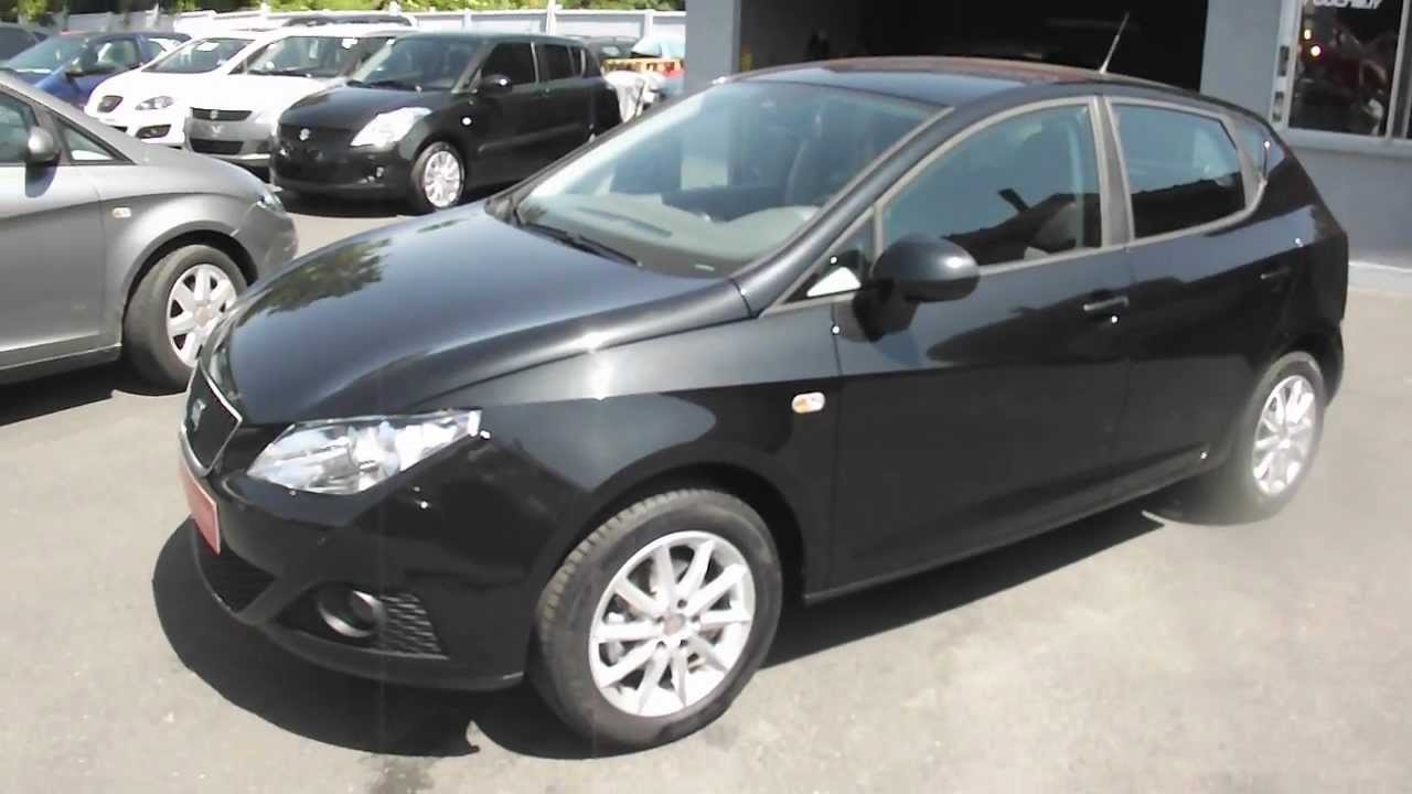 seat ibiza 1 6 tdi 90 fap style groupe fouch fr youtube. Black Bedroom Furniture Sets. Home Design Ideas