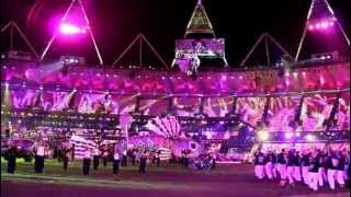 Coldplay - Viva la Vida - Closing Ceremonie - Paralympic Games London 2012