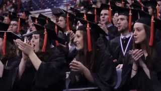 UConn Engineering Commencement 2014