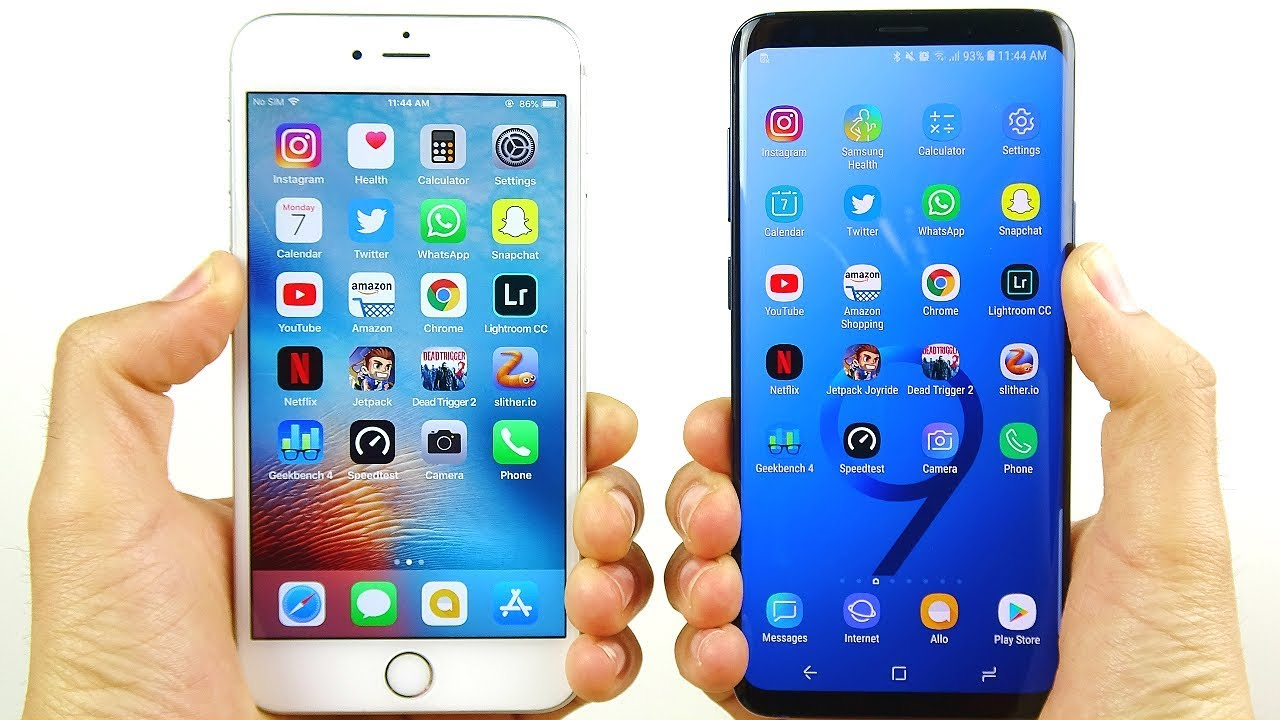 Iphone  Plus Vs Iphone X Side By Side