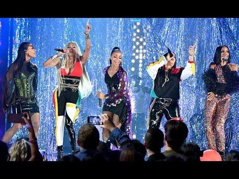 "En Vogue & Salt N Pepa | ""Whatta Man"" | 2018 Billboard Music Awards"