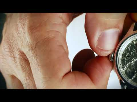 Как правильно заводить механические часы Earnshaw