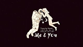 [Lyrics + Vietsub] Me & You - HONNE ◑ |Hanah| 🌑