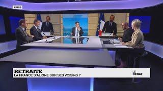 Retraite : la France s'aligne-t-elle sur ses voisins ?