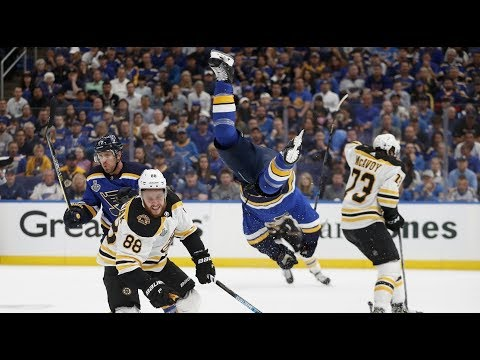 2019 Stanley Cup Final Game 3: Bruins 7 – Blues 2 (Tougie's Take)