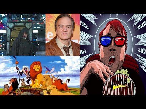 Movie Crap    Lion King Remake Cast, Last Jedi Trailers, Tarantino Switching Studios