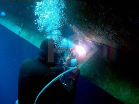 The best welding electrode for underwater welding
