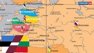 Прибалтика медлит, РФ действует: отключение от БРЭЛЛ успокоит страны Балтии