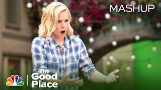 Holy Forking Shirtballs! The Good Place Curse Words