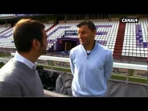 Club de fútbol [Real Valladolid] (Canal+)