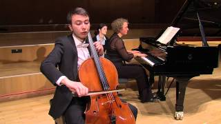 Mendelssohn Cello Sonata No. 2 Op. 58 - II Allegretto scherzando