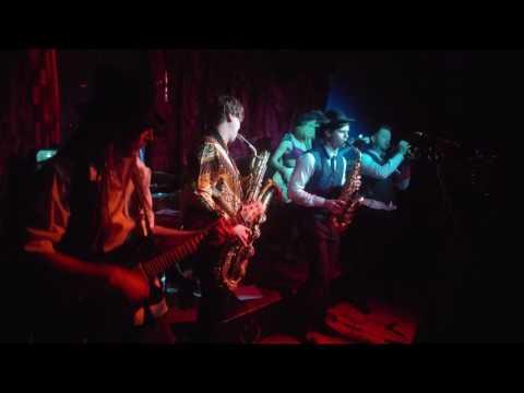 The Woohoo Revue 16.1.2016 @ Bar Open