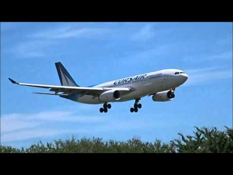 Planes Spotting @ Roland Garros Airport(RUN/FMEE)-05 and 06/03/16