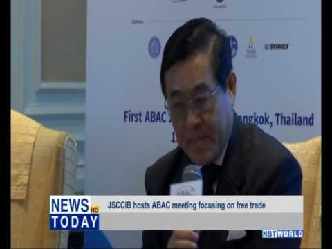 JSCCIB hosts ABAC meeting focusing on free trade