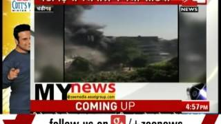 Fire at Punjab-Haryana High Court canteen