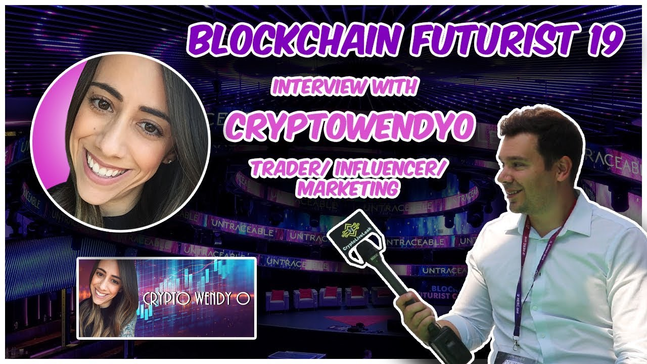 Crypto Wendy O Interview | Crypto Influencer, Trader, Marketing Pro