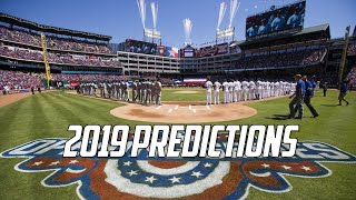 MLB | 2019 Predictions
