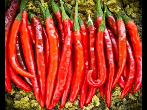 Cayenne Pepper Benefits - Mr Johnson Update
